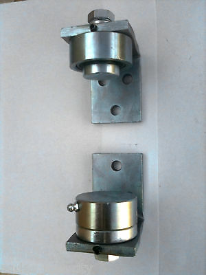Heavy Duty Ball Bearing Gate Hinge Swing gates up to 300kg strong steel hinges