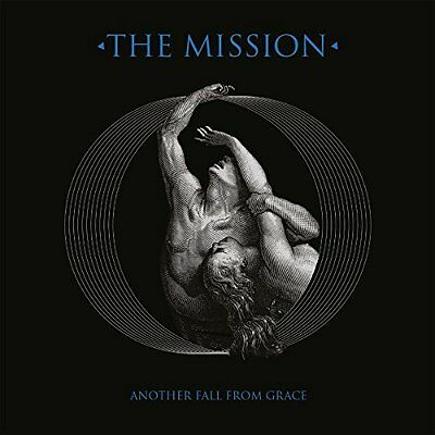 THE MISSION Another Fall from Grace LP vinile 180 gr. NEW .cp