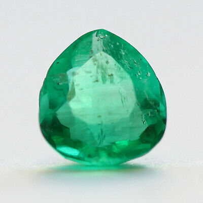 1.01 Ct, Carving Other Fine Natural Colombian Emerald