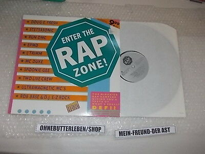 LP VA Enter The Rap Zone Vol.1 (10 Song) BCM REC