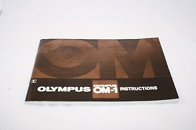 olympus om 1 camera instruction manual english u2022 9 95 picclick rh picclick com Olympus OM- D Digital Came olympus om-1 user manual