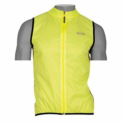 Mantellina Gilet Northwave Mod.Sid Vest Col.Yellow