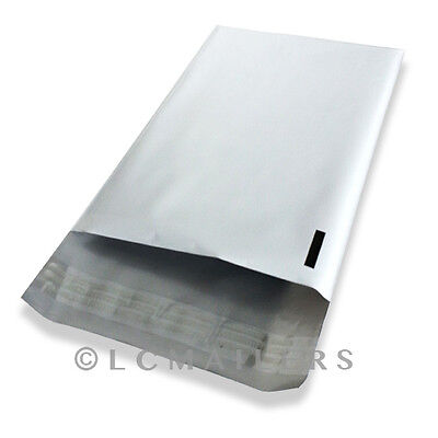 100 Poly Mailers Envelopes Shipping Plastic Bags 12x16 Self Sealing Mailer