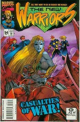 The New Warriors # 54 (USA, 1994)