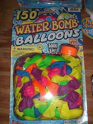 9 Piece Lot Of Assorted Water Toys Brand New Never Used