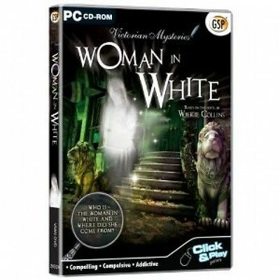 Victorian Mysteries: Woman in White (PC CD) NEW SEALED