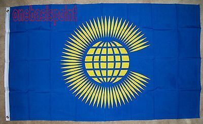 3'x5' Commonwealth of Nations Flag Outdoor Indoor Banner British Empire UK 3x5