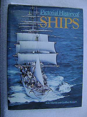 Pictorial History Of Ships Book Maritime Nautical Marine (#018)