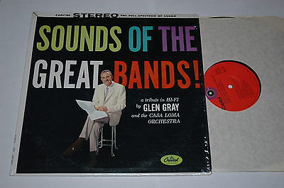 LP/GLEN GRAY/SOUNDS OF THE GREAT BANDS/Capitol SW-1022