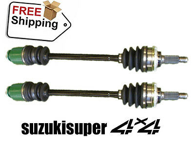 Left + Right Hand Side CV Joint Drive Shaft Subaru Liberty AWD ABS 11/98-7/02