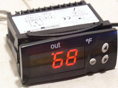 LOVE CONTROLS TCS-4030 TCS4030 THERMOCOUPLE TEMPERATURE LIMIT CONTROLLER 12V PWR