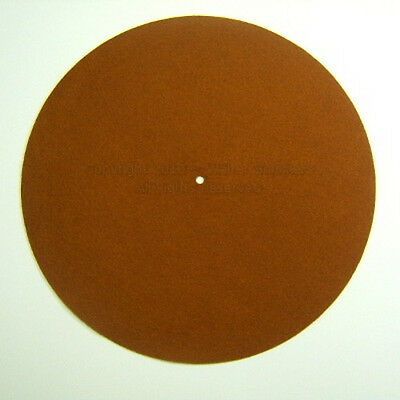 """Victor Victrola Orthophonic Phonograph SMALL Turntable Felt Round (fits 9.5"""")"""