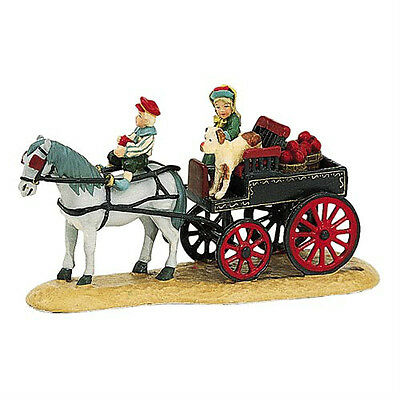Dept 56 Seasons Bay BACK FROM THE ORCHARD MINT!
