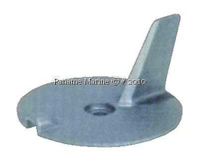 Anode dérive pour YAMAHA F25/F40/F50 et F60 ANO 01411  NEUF