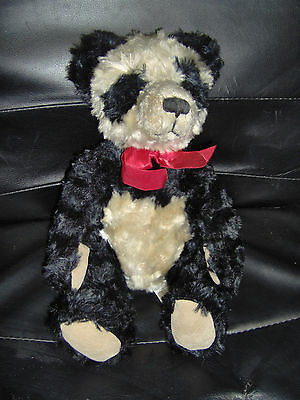 Mei Ying 10 inch Seated Panda Bear From Bombay made by Russ