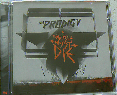 Invaders Must Die - The Prodigy (Cd)  Neuf Scelle
