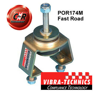 Porsche 924 Vibra Technics Engine Mount Left or Right - Fast Road POR174M