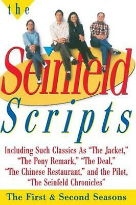 The Seinfeld Scripts: The First and Second Seasons by Jerry Seinfeld (English) P