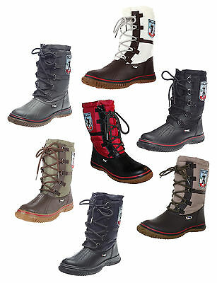 Pajar Grip Low Boots Women's Winter Lace Up LOW Boot I Many Colors