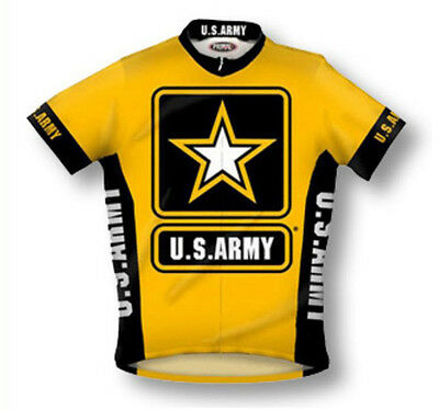 Primal Wear U.S. Army Cycling Jersey Men s Short Sleeve Military with Socks 52541e55a