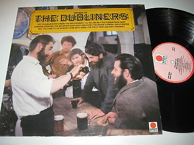LP/THE DUBLINERS THE BEST OF/SPOT Records SPR 8504
