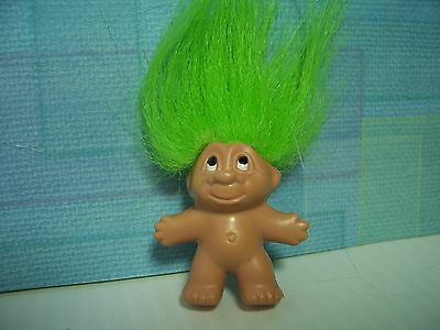 "TROLL PIN - 2"" DAM Norfin Troll Doll - NEW WITHOUT CARD"