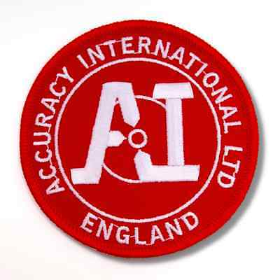 Accuracy International Patch. Free Shipping