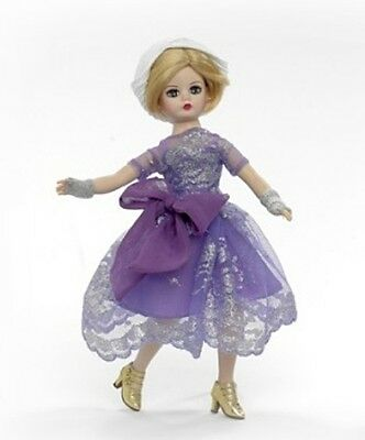 """New Madame Alexander Zelda 10"""" LE Doll from History of Fashion Collection"""