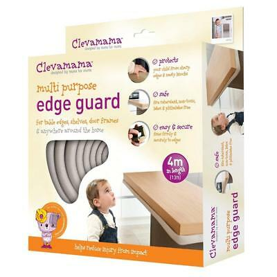 Clevamama Multi Purpose Edge Guard Cushion (Cream)