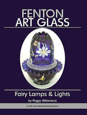 Fenton Art Glass: Fairy Lamps & Lights