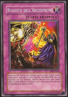 Ruggito Dell'arcidemone - Dr1-It261 Yu-Gi-Oh