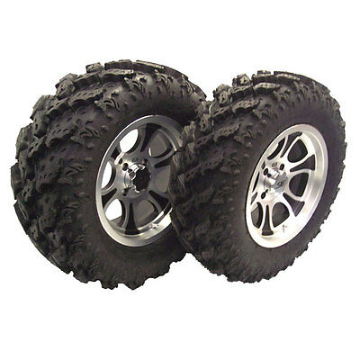 Interco Reptile Radial Atv Rzr Front And Rear 4 Tire Set 26X10-14 26X12-14