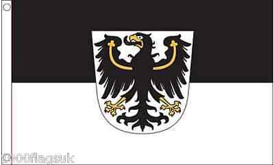 Germany East Prussia Region 5'x3' Flag