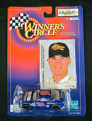 NIP 1998 Winner's Circle Dale Earnhardt Jr. #31 Sikkens 1:64 Scale