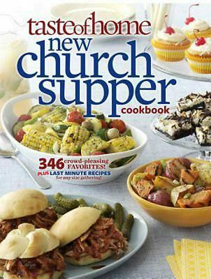 Taste of Home New Church Supper Cookbook (English) Paperback Book