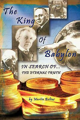 NEW King of Babylon by Martin Boltax Paperback Book (English) Free Shipping
