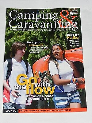 Camping & Caravanning Volume 106 No.10 October 2011 - Head For Halifax