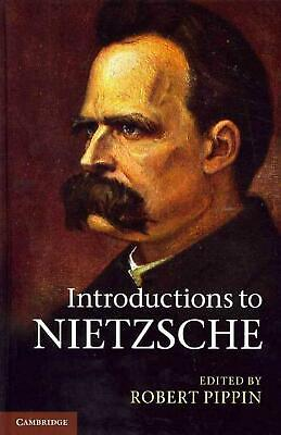 Introductions to Nietzsche by Robert Pippin (English) Hardcover Book Free Shippi