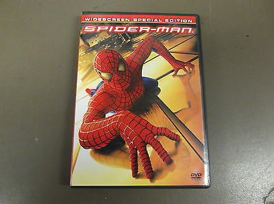 Spider-Man Widescreen Special Edition Dvd 2-Disc Set
