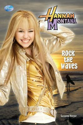 Rock the Waves (Hannah Montana (Disney Press Unnumbered)) by Harper, Suzanne