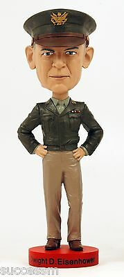 General Dwight Eisenhower Bobblehead in Collectors Gift box