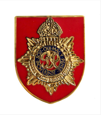 British Army Royal Army Service Corps Pin Badge - MOD Approved - M69