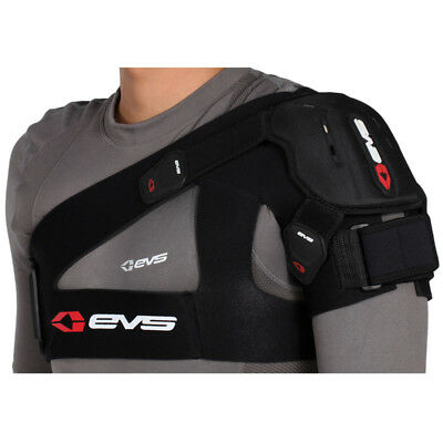 Evs Sb04 Adult Motocross Impact Shoulder Armoured Support Protection Band Brace