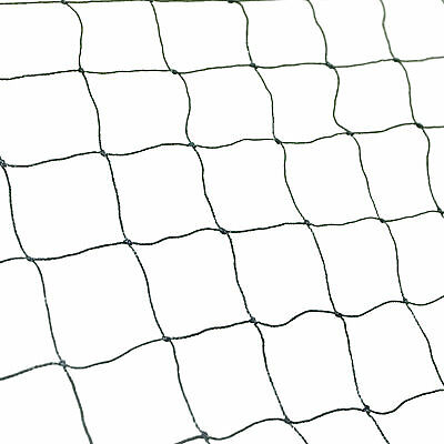 Bird Netting 25' X 50' Net Netting For Bird Poultry Avaiary Game Pens New