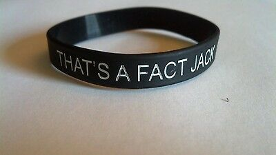 Duck Dynasty Uncle Si Bracelet That S A Fact Jack Commander Wristbands
