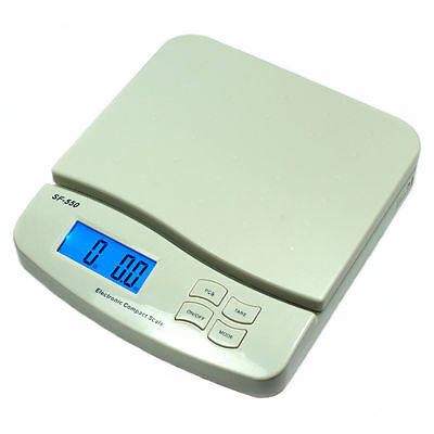 55 LB x 0.05 OZ Digital Postal Scale Shipping Scale -SF-550