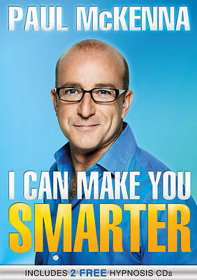 I Can Make You Smarter Paul Mckenna 9780593064054 Britains Best Selling Author