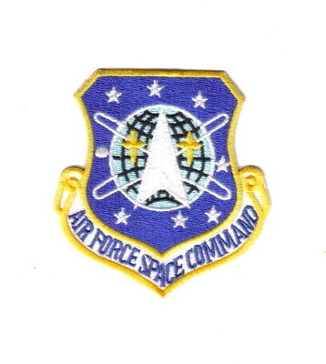 Stargate SG-1 Space Command Logo Authentic Embroidered Chest Patch, NEW UNUSED