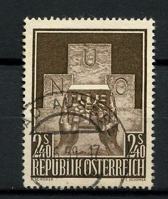 Austria 1956 SG#1282 United Nations Org. Used #A41351