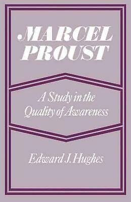 NEW Marcel Proust by Edward J. Hughes Paperback Book (English) Free Shipping